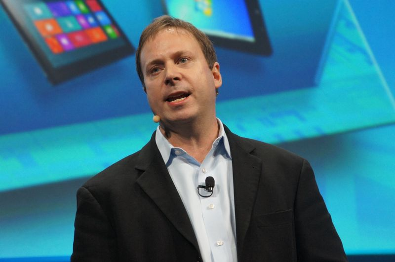 Intel副社長兼PCクライアント事業本部 本部長 カーク・スコーゲン氏