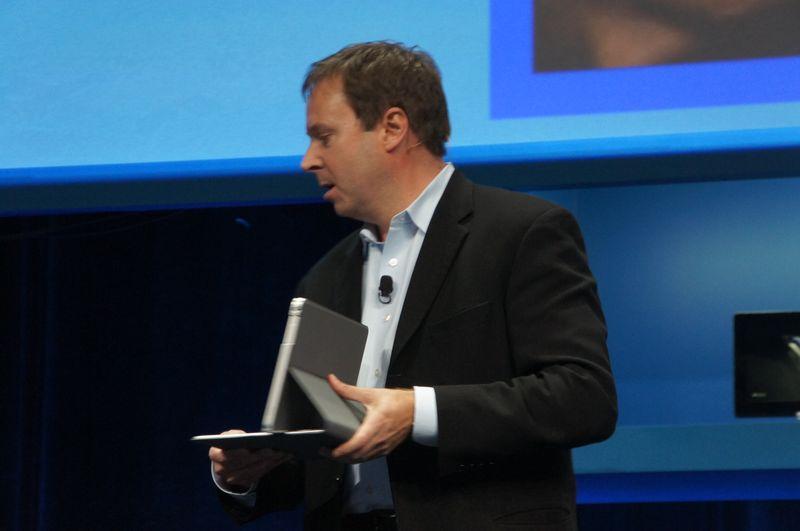 AcerのAspireシリーズのタブレット、Yプロセッサを採用している