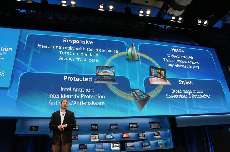 第4世代Coreプロセッサ(Haswell)の特徴を説明