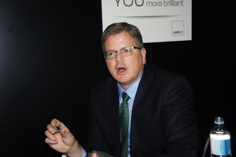 AMD ワールドワイド製品マーケティング部長 ジョン・テイラー氏