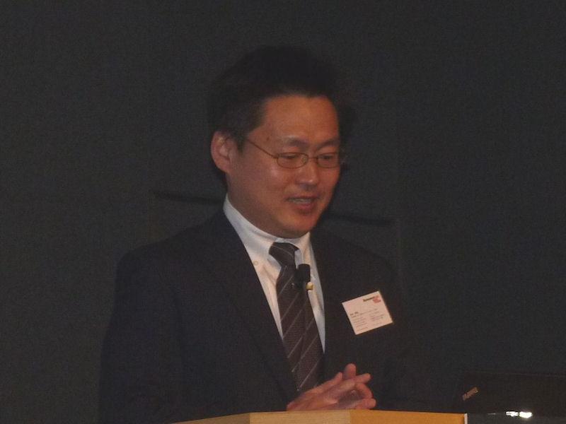 レノボ・ジャパン株式会社製品事業部ビジネス開発マネージャ 田中秀明氏