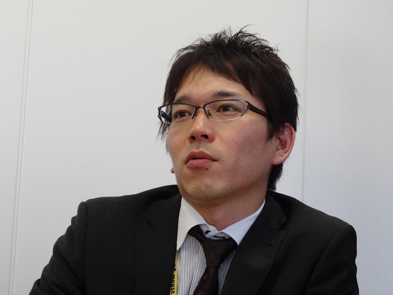 金子覚マネージャー