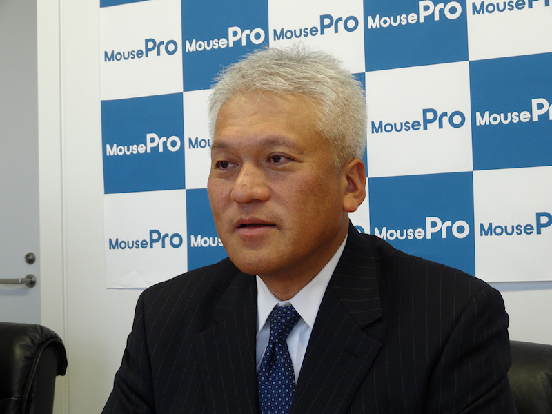 小松永門社長