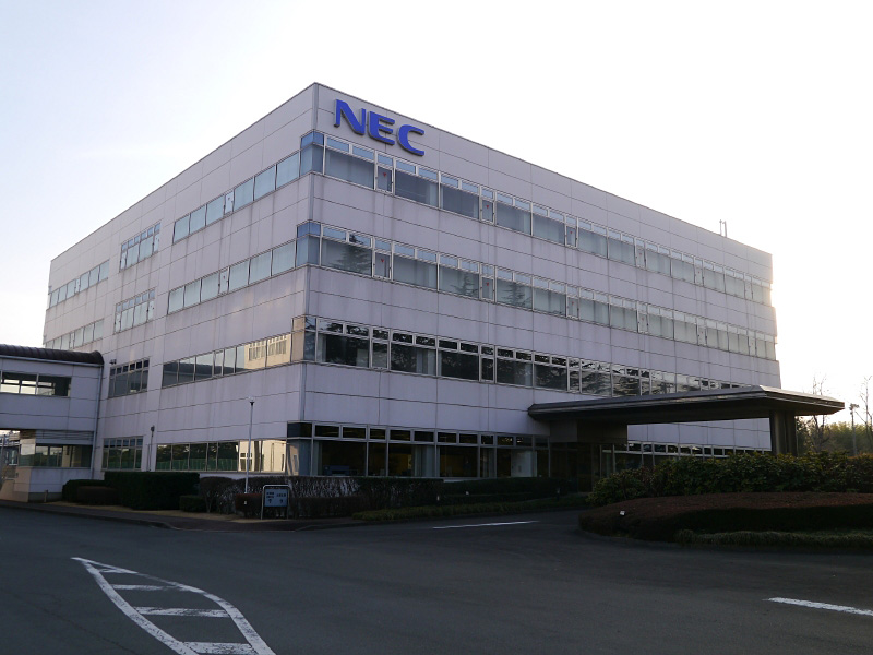 NEC Refreshed PCが生産されているNECパーソナルコンピュータ群馬事業場