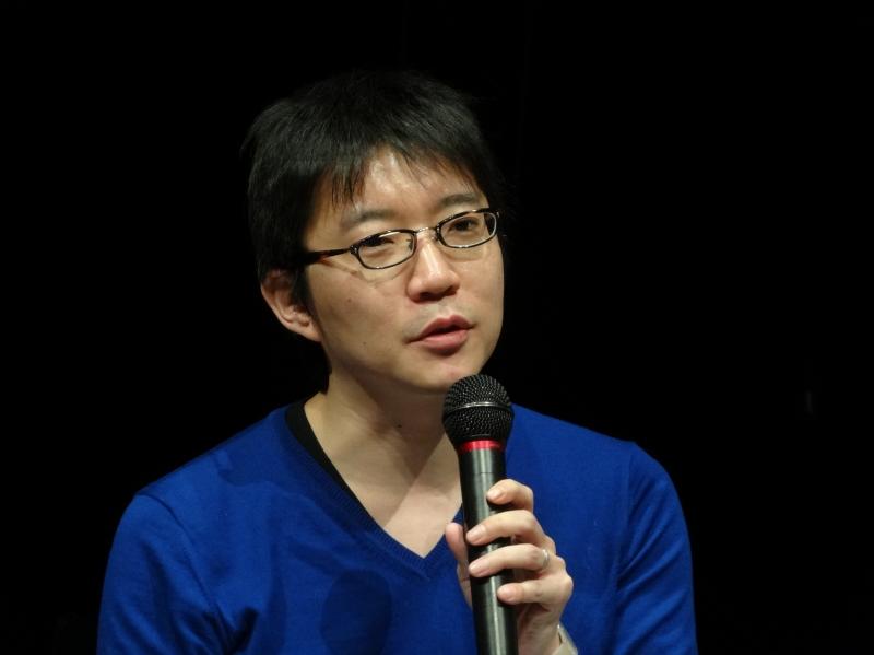 関西大学文学部総合人文学科映像文化専修准教授 門林岳史氏