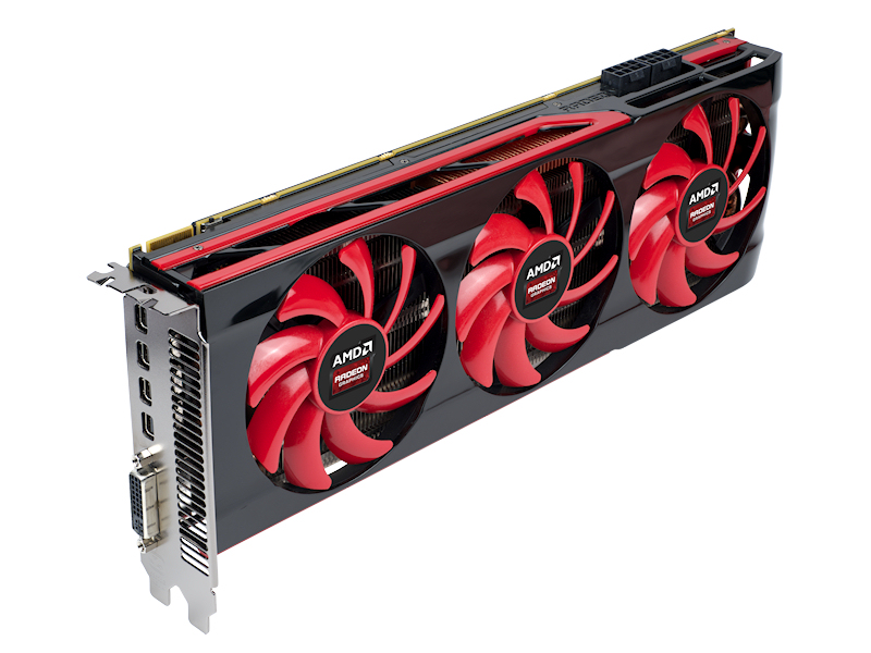 「Radeon HD 7990」
