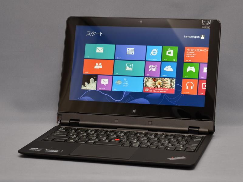 レノボ・ジャパン「ThinkPad Helix」