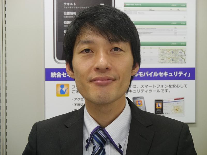 AOSテクノロジーズ 取締役兼AOSソフトカンパニープレジデントの西谷考弘氏