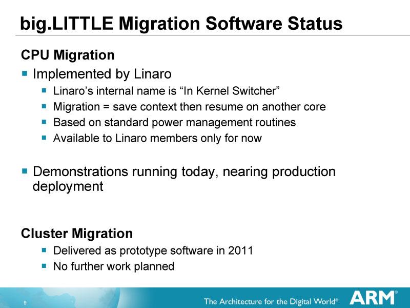 マイグレーションのソフトはLianroが開発