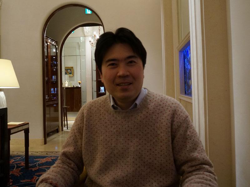 Liano メンバーサービス、FAE&サポートエンジニア 塚本明氏