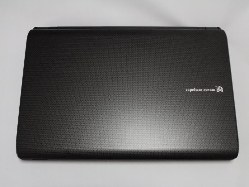 マウスコンピューター「LB-F314E」。Celeron 1000Mを搭載する