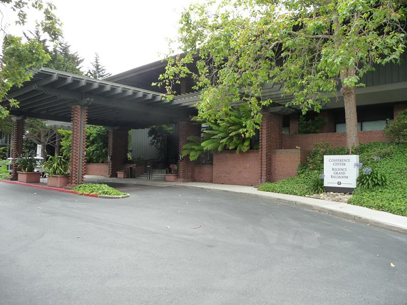 会場であるHyatt Regency MontereyのConference Center
