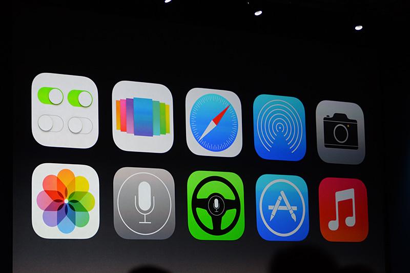 iOSでクローズアップされた10の強化点