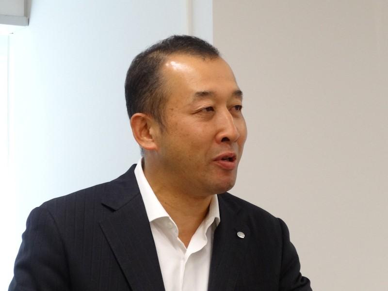 インテル執行役員 ソフトウェア・サービス戦略本部 本部長 板越正彦氏