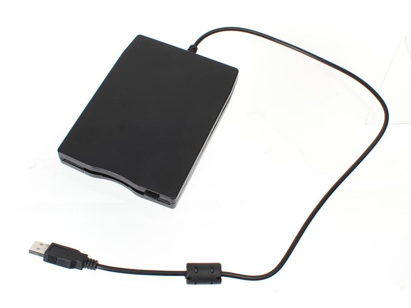 USB 3.5インチフロッピーディスクドライブ