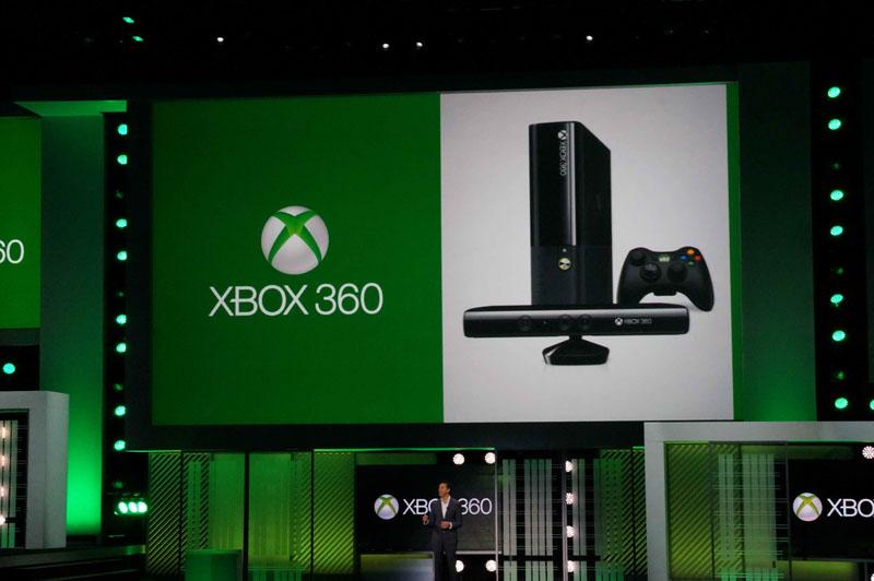 E3でのXbox Oneの発表と展示