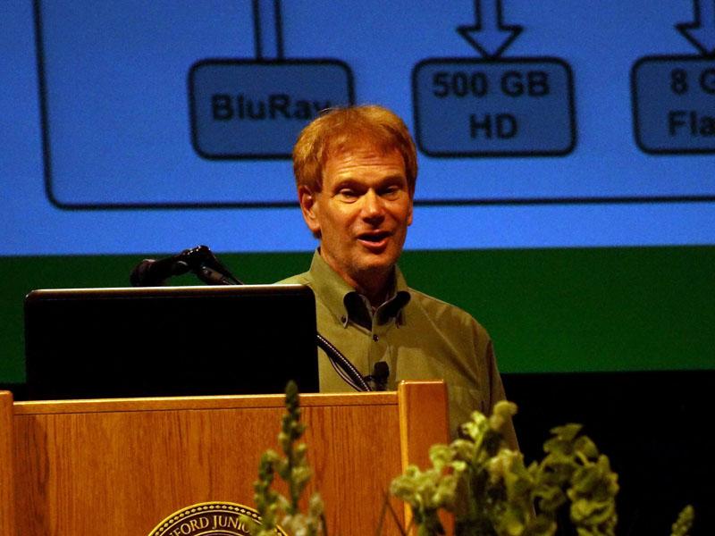 Xbox Oneのシリコンについて発表を行なったMicrosoftのJohn Sell氏は、元3DOのCTO