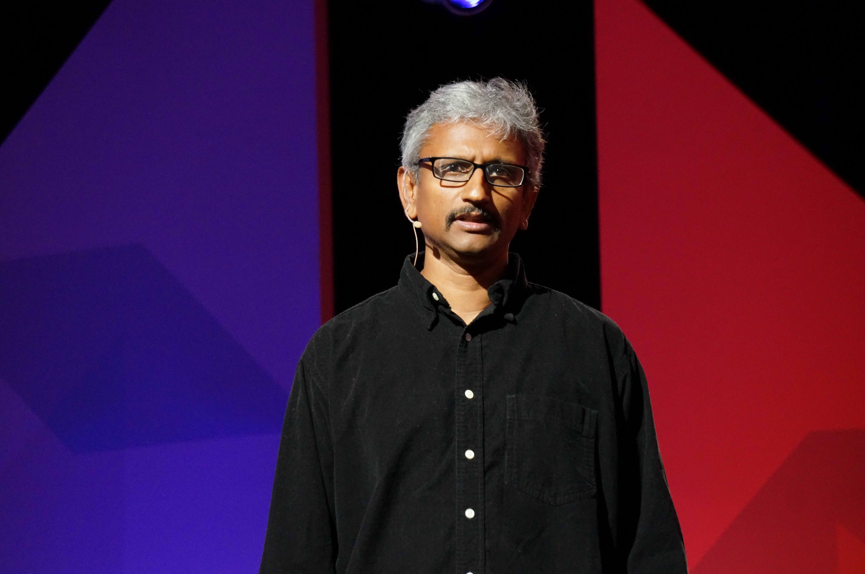 Raja Koduri氏(Corporate Vice President, Visual and Perceptual Computing)