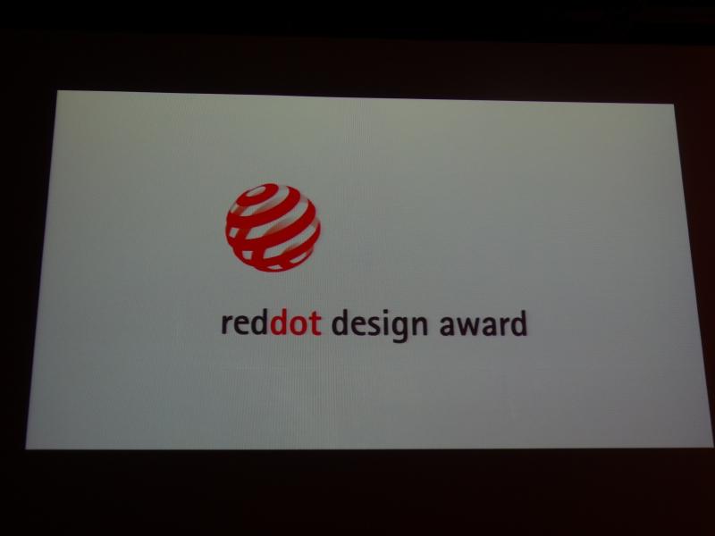 Evernoteのシンプルのデザインがreddot design awardに評価された