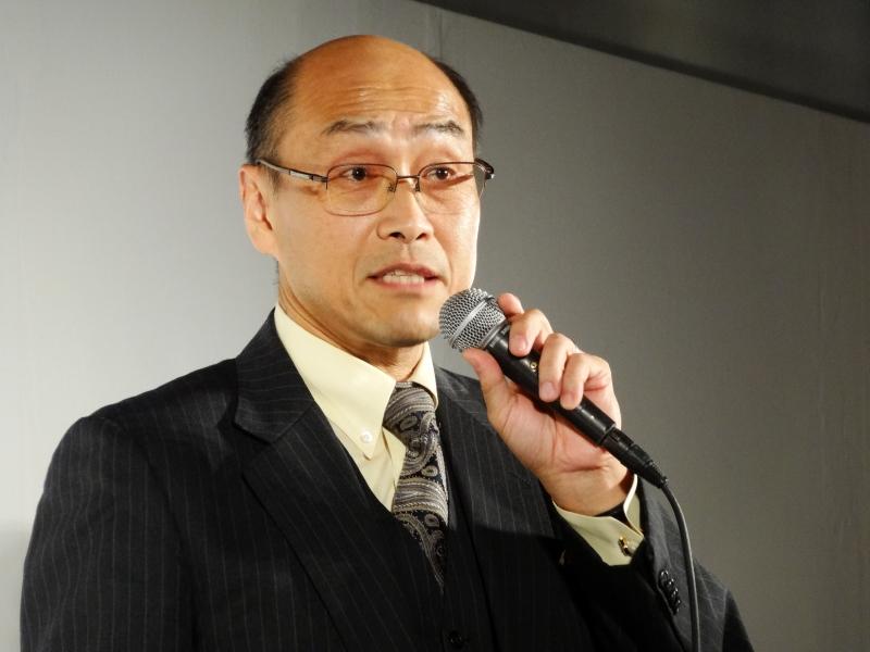 PFUの長谷川清代表取締役社長