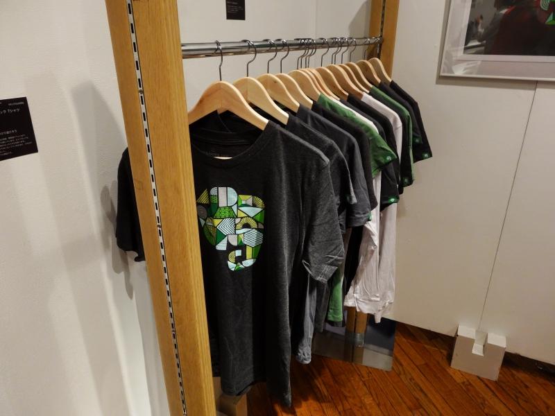EvernoteがデザインされたTシャツ