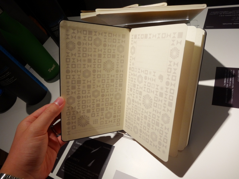 MOLESKINEの「Classic Notebook, Large」