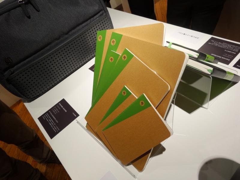 MOLESKINEの「Journals Evernote Edition」