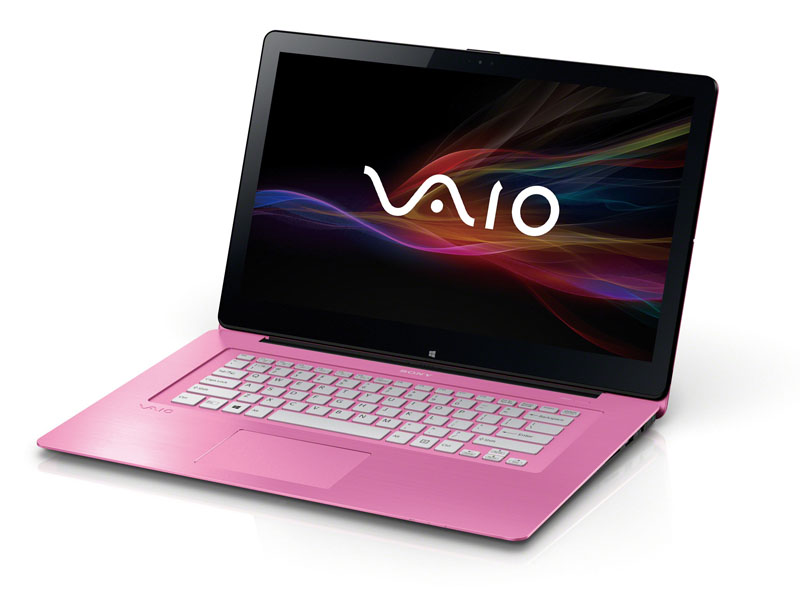 VAIO Fit 15A ピンク