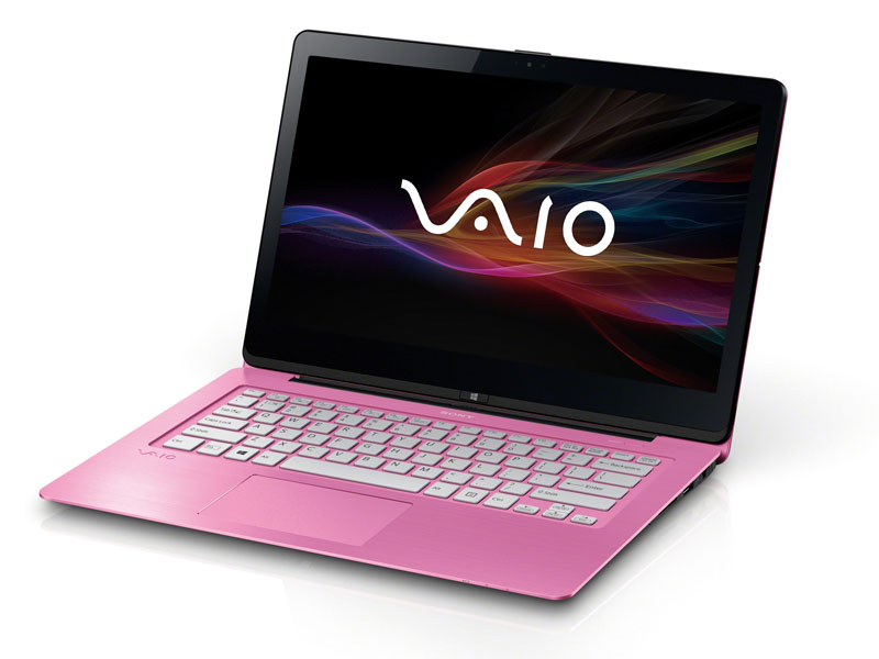 VAIO Fit 14A ピンク