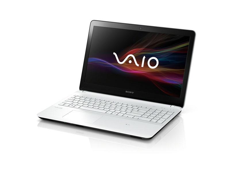 VAIO Fit 15E ホワイト