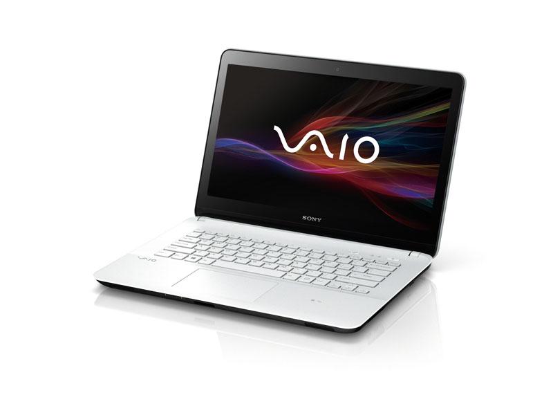 VAIO Fit 14E ホワイト/タッチあり