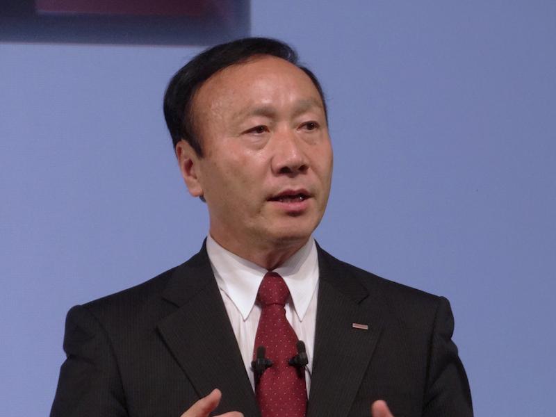 加藤薫社長
