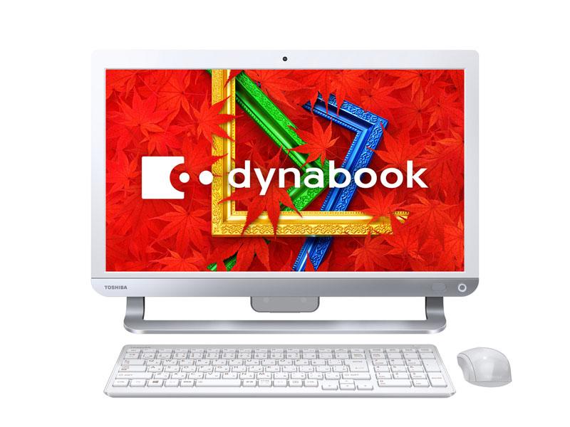 dynabook D513 ホワイト