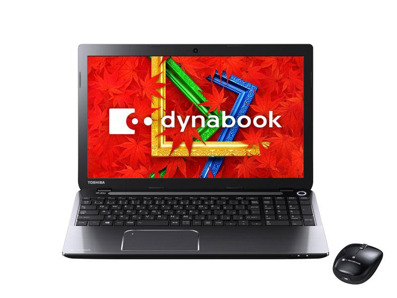 dynabook T554 プレシャスブラック