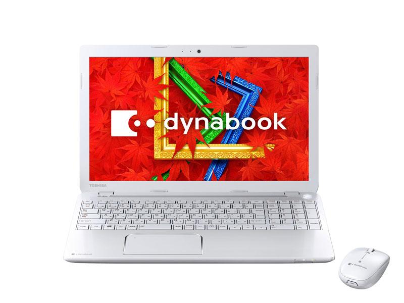 dynabook T554 リュクスホワイト
