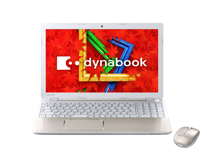 dynabook T554 ライトゴールド
