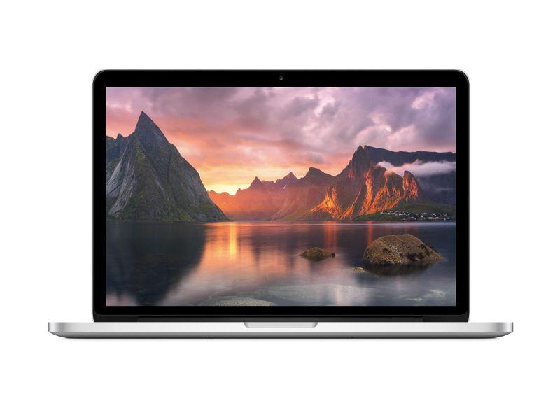 13インチのMacBook Pro Retina Displayモデル