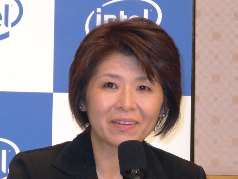 江田麻季子氏