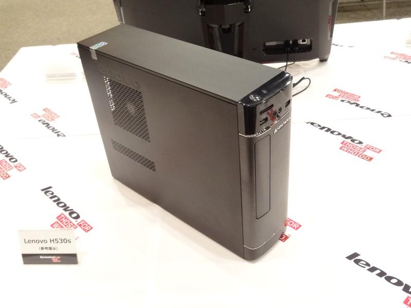 エントリーデスクトップの「Lenovo H530s」
