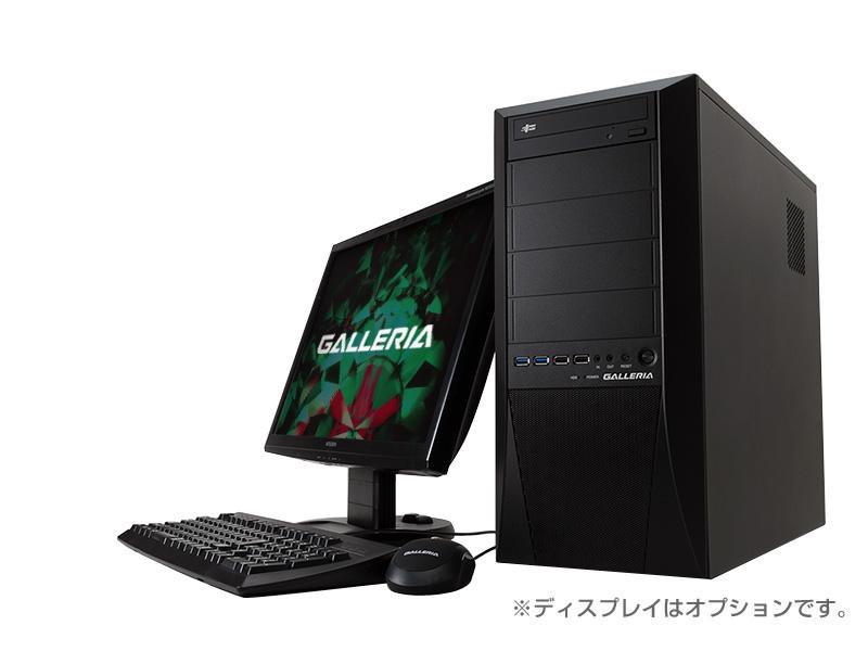 「GALLERIA XG 780 Ti」