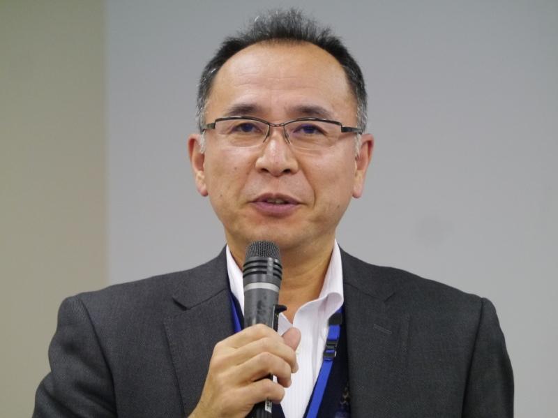 横田聡一執行役員常務