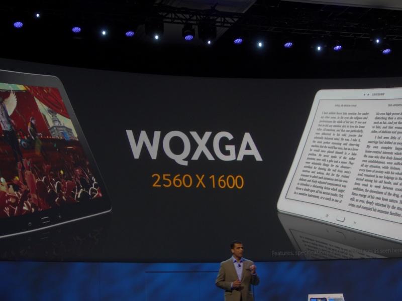 いずれもWQXGA液晶を搭載