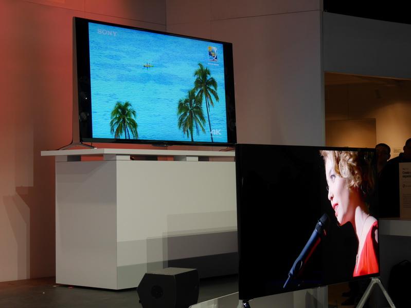4K対応液晶TV「ブラビア」の新モデル。表示品質に優れるモデルなど多数の新モデルが発表された