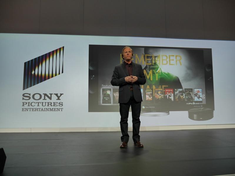 2014年夏には、Video Unlimitedで4Kムービーの配信が開始になることも発表された