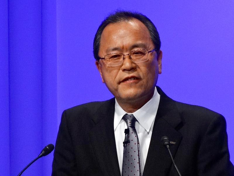 田中孝司 代表取締役社長