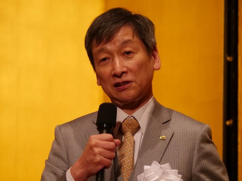 「1~3月は大盛りを見込める」とする一般社団法人日本コンピュータシステム販売店協会(JCSSA)の大塚裕司会長