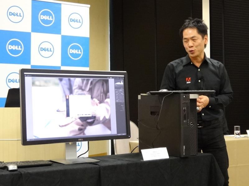 アドビシステムズ株式会社 Creative Cloudエバンジェリストの仲尾毅氏