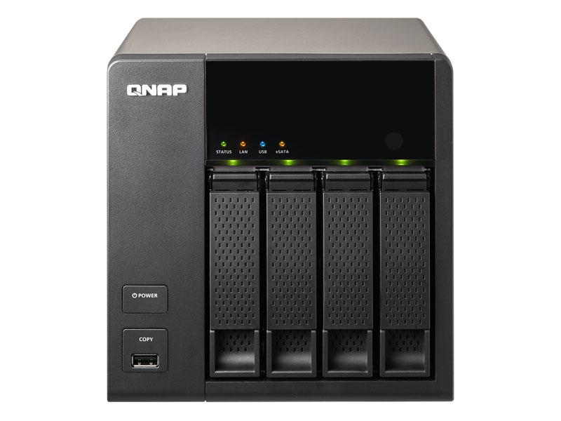 QNAP「TS-420」