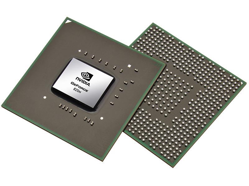 GeForce 820M