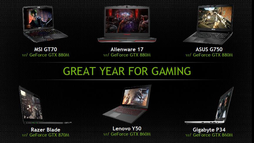 NVIDIAが示した搭載システムの例